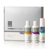 Набор для нормальной и жирной кожи,лечение угревой болезни
