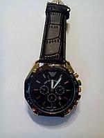 Часы наручные Emporio Armani с тахометром 0905
