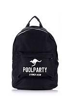 Рюкзак молодежный POOLPARTY Backpack Kangaroo Black