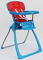 Детский стульчик для кормления BT-LT-06 BLUE