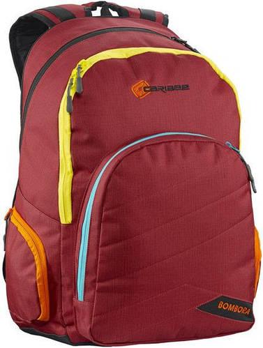Городской, спортивный рюкзак 32 л. Caribee Bombora 32 Empire Red красный, 920985