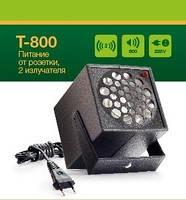 Ультразвуковой отпугиватель грызунов Торнадо-800 (до 800 м2)