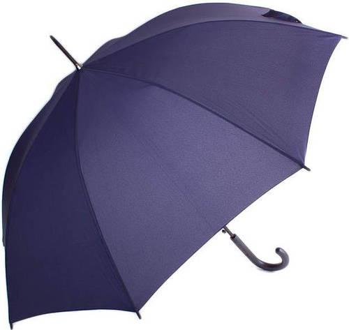 Качественный, мужской зонт-трость, полуавтомат ESPRIT (ЭСПРИТ) U50701-navy