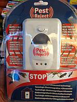 Ультразвуковой отпугиватель грызунов и насекомых Pest Reject (Пест Риджект)