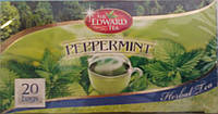 Чай Sir Edward Tea peppermint мята 20 пакетов