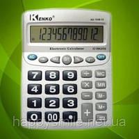 Настольный калькулятор Kenko KK-1048-12, фото 1