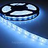 LED лента 5050 60 RW голубая