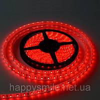 LED лента 5050 60 RW, цвет красный, фото 1