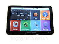 Автомобильный GPS навигатор 5'' E80 с BTLUETOOH AV-входом 4GB, фото 1