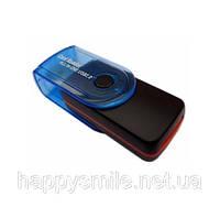 Card Reader 4-в-1, поддерживает разные форматы карт памяти, фото 1