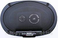 Коаксиальная акустика для автомобиля BM Boschmann PR-6988AL, 3-х полосная, фото 1