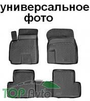 L.Locker Глубокие резиновые коврики в салон Chery Jaggi (S21) (06-)