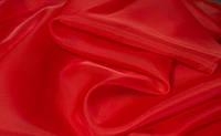 Шифон (вуаль) однотонный красный