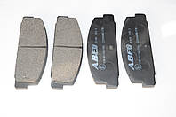 Тормозные колодки задние MAZDA 626 GF