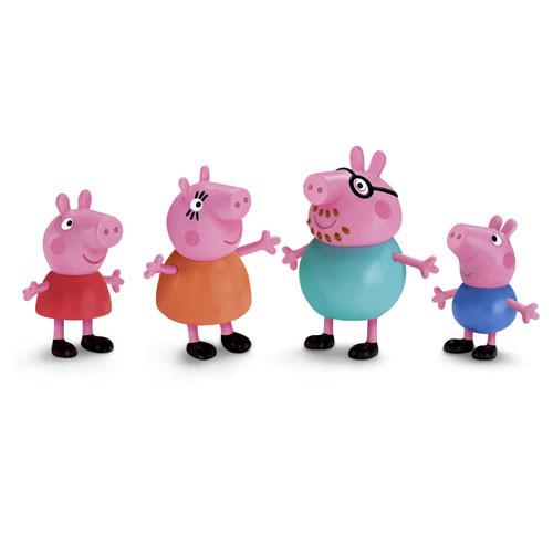 Игрушек свинка пеппа и семья peppa pig