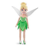 Кукла  мягкая Tinker Bell (Динь Динь)  Дисней 55см
