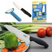 Ceramic slice Керамический нож + керамическое устройство для чистки кожуры в подарок