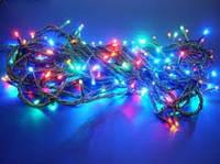 Лампочная гирлянда 100 лампочек мульти