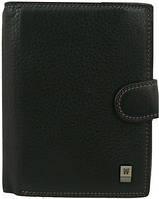 Вертикальное, кожаное портмоне с бумажником для водителя WANLIMA (ВАНЛИМА) W12047550248-black
