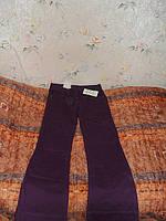 TM Verbaudet  НОВАЯ КОЛЕКЦИЯ  брюки фиолетовые с вышивкой