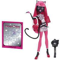 Кукла Монстер Хай  Kэтти Нуар из серии Новый Скарместр (Monster High Catty Noir New Scaremester)