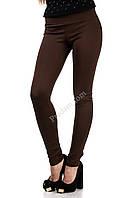 Лосины женские коричневые  Exclusive 360