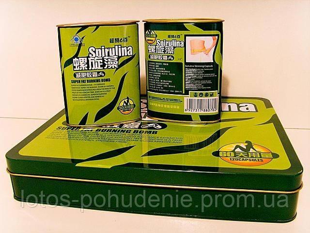 Спирулина: отзывы при похудении, инструкция, цена, где ...