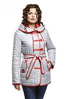 Женская весенняя куртка на синтепоне Эшли Nui Very (Нью вери) купить в Украине