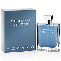 Azzaro Chrome United (Аззаро Хром Юнайтэд) EDT 100 ml