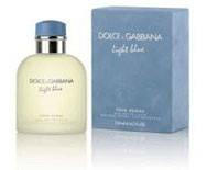 Мужская туалетная вода Dolce & Gabbana Light Blue Pour Homme  (Дольче Габбана Лайт Блю пур ом) – 125 мл.