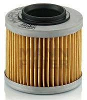 Фильтр масляный Mann MH 65/1 = MH 65