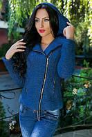 Полу-пальто женское шерсть М- 763 гл