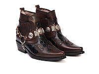 Мужские ботинки казаки ETOR 6654