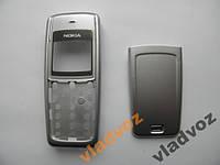Корпус для  Nokia 1110 без средней части серый