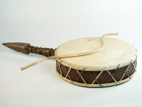 Музыкальный барабан Джакры Дангру