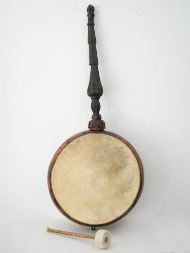 Музыкальный барабан Лама Дангру