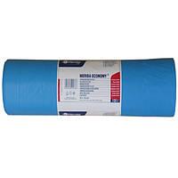 Мешки для мусора MERIDA ECONOMY 120 л (синие)