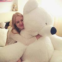 Мягкая игрушка медведь большая - 220 см.