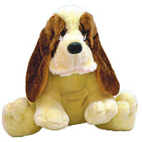 Мягкая игрушка пес, большая мягкая игрушка любого размера, купить плюшевую собаку 100, 67, 40 см