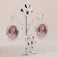 """Семейное дерево детское """"Мишка и воздушные шары"""" 21 см"""