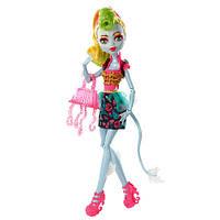 Кукла Монстер Хай Лагунафаер Слияние Монстров (Monster High Lagoonafire Freaky Fusion)