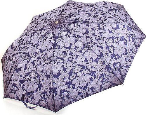 Оригинальный женский  зонт полуавтомат  ZEST (ЗЕСТ) Z53626B-4 Антиветер!