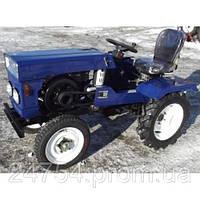 Мини-трактор Булат 120+фреза и плуг