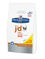 Hills PD Feline j/d (2 кг) снижение боли и воспаления при остеоартритах