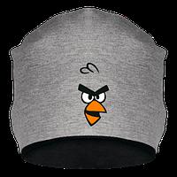 Шапка - Angry birds