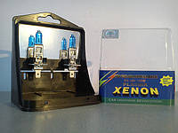 Лампы галогенные Plazma Xenon H1,100w.24v,для грузовых авто.