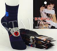 Детские махровые носки L-03-06 11-14 Z. В упаковке 12 пар