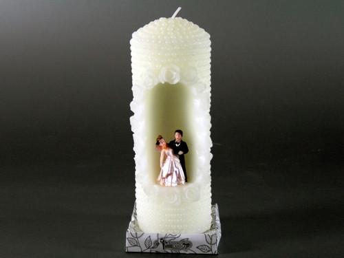Свеча арома Жених и невеста