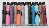 Песок для дизайна ногтей Starlet 12 в 1 ROM /5-5