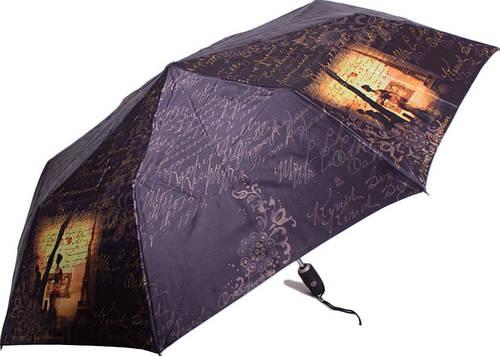Женский, стильный зонт автомат ZEST (ЗЕСТ) Z239444-79  Антиветер!